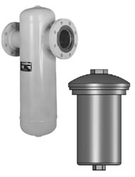 Compressed Air Moisture Separators & Drains